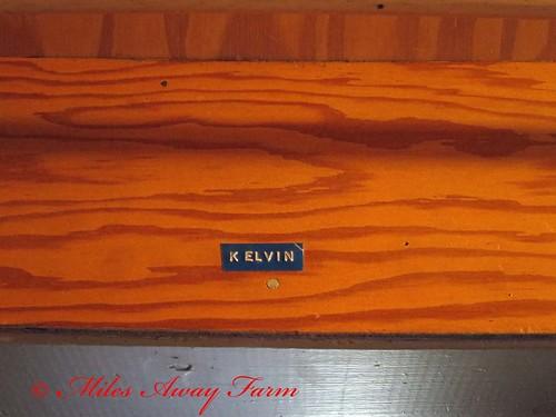 Kelvin's room