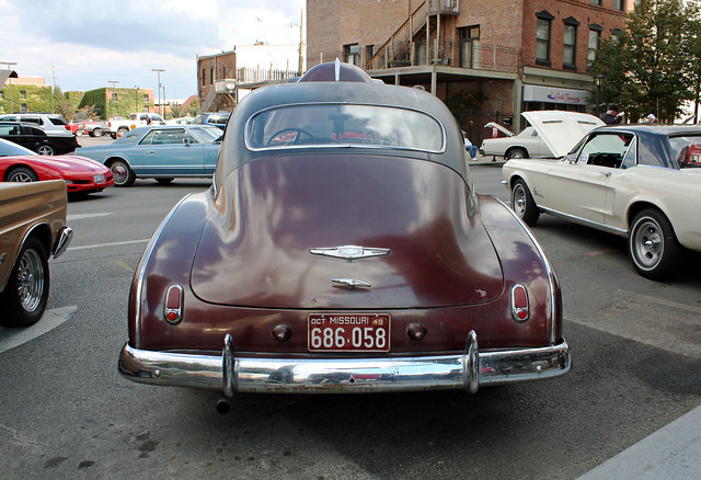 1949 chevrolet fleetline deluxe 2 door fastback 5 of 5 for 1949 chevrolet fleetline 2 door