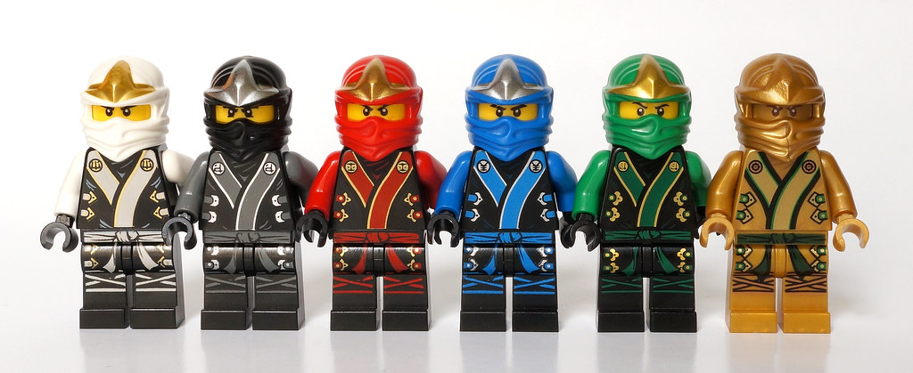 16bit.com: Toy Fair Coverage of Ninjago LEGO from Adam Pawlus
