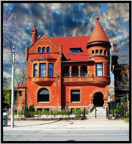 GOODERHAM HOUSE  ~ 504 JARVIS ST ~ Toronto On | by Onasill ~ Bill Badzo- - Returning Comments