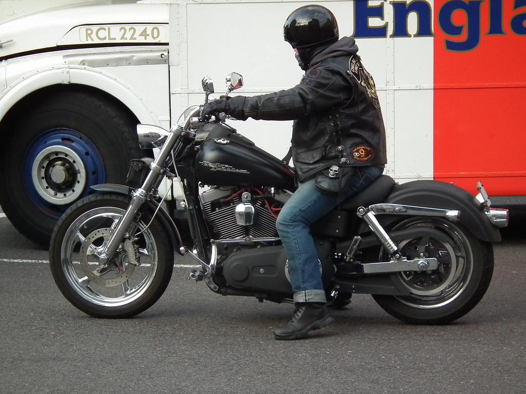 Harley Davidson Fxdb For Sale Uk