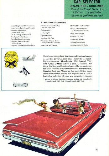 1960 Ford Galaxie Sunliner Convertible | by coconv