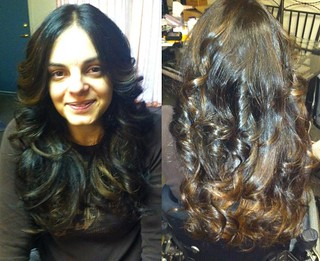 ombre-on-dark-hair | by vanmobilehair