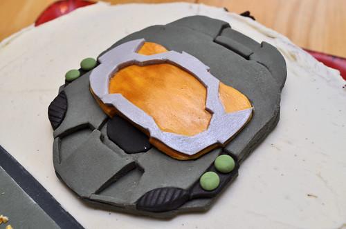 Master Chief Cake Recipe