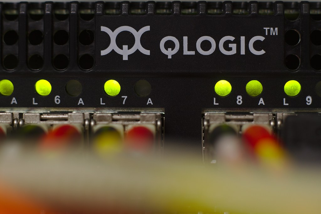 QLogic Fibre Channel