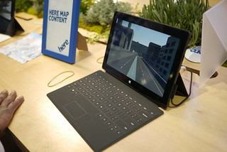 MWC Barcelona 2013  - Microsoft Surface | by Janitors