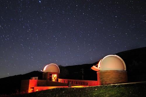 Parc Astronòmic del Montsec. (Foto: Jordi Bas)
