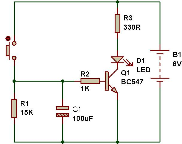 15v Led Flashlight Circuit likewise Simple Two Transistor Buck Converter besides Non Contact Voltage Detector Circuits Using Transistors And Ic further 8557005348 likewise Simple Beeper Circuit. on simple transistor switch circuit