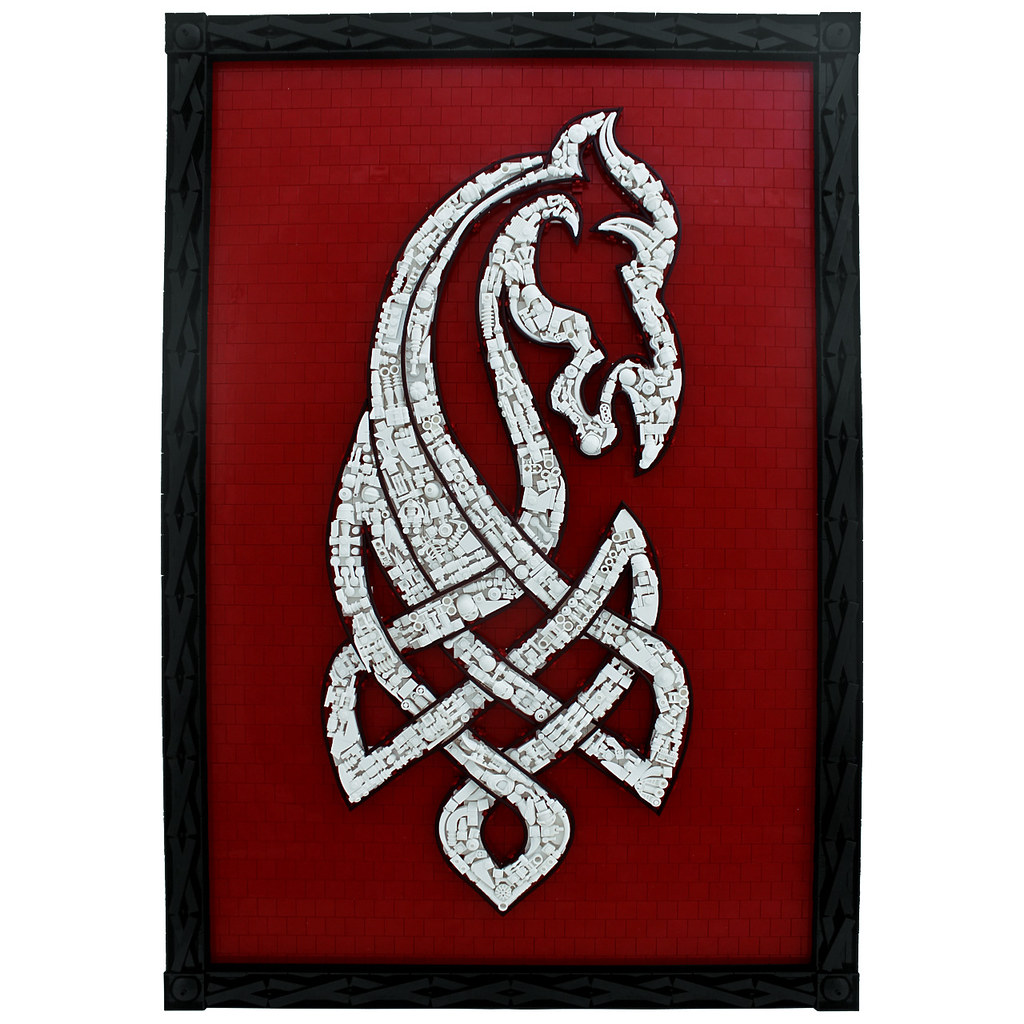 """The White Horse of Rohan 