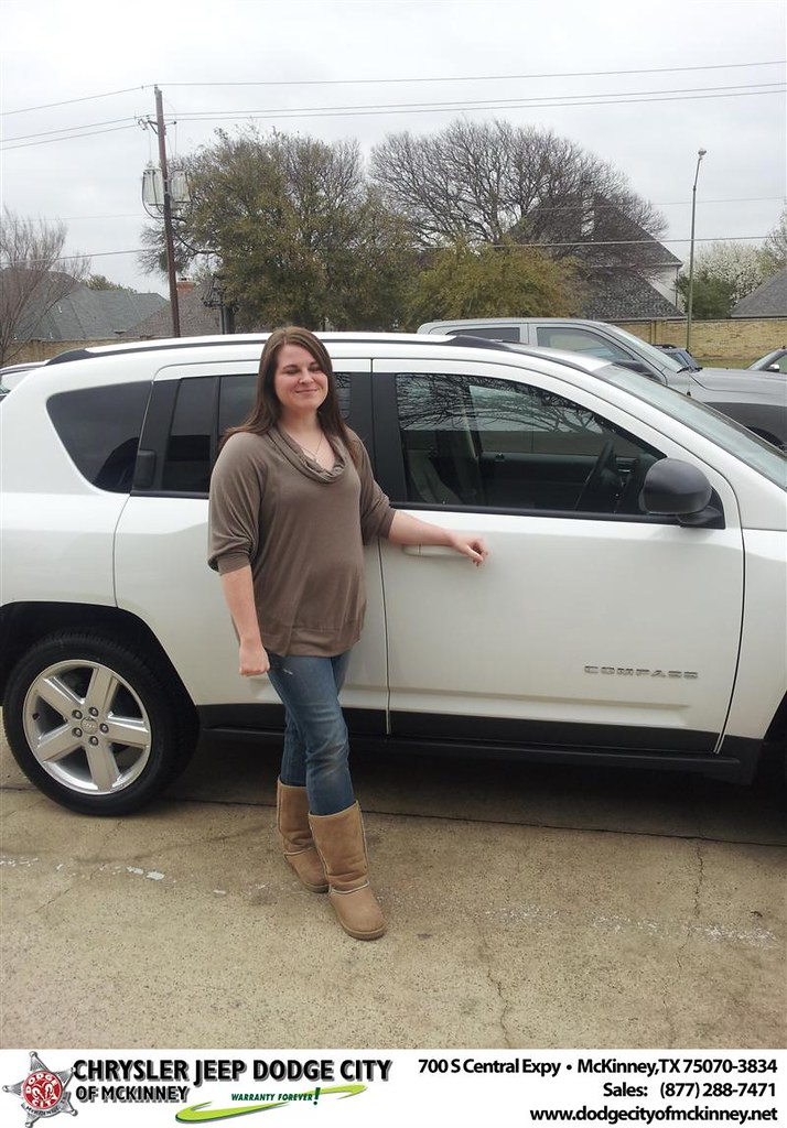Dodge City Of Mckinney >> Congratulations to D&M Auto Leasing on the 2013 Jeep Compa… | Flickr