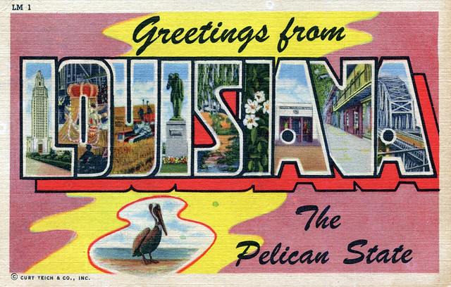 1000  images about Vintage State Postcards on Pinterest | The ...