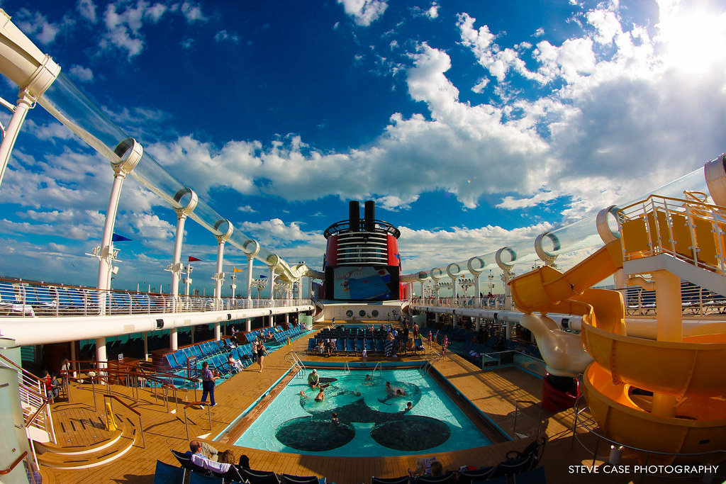 Took A Cruise On The Disney Dream