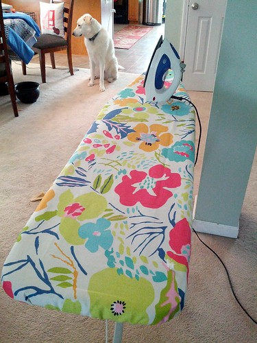 New ironing board cover | by mihertz