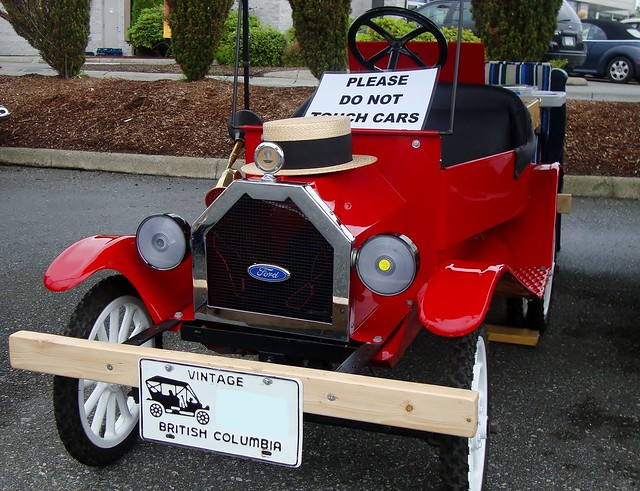Shriner s 1 2 scale ford model t mini parade car flickr photo