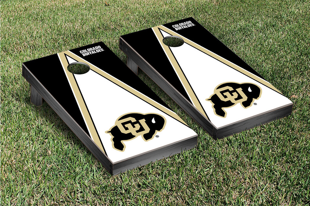 Colorado Buffaloes Triangle Version