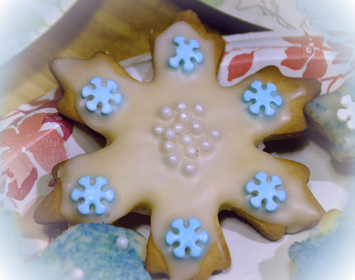 snowflake cookie 13 | by Jo Naylor