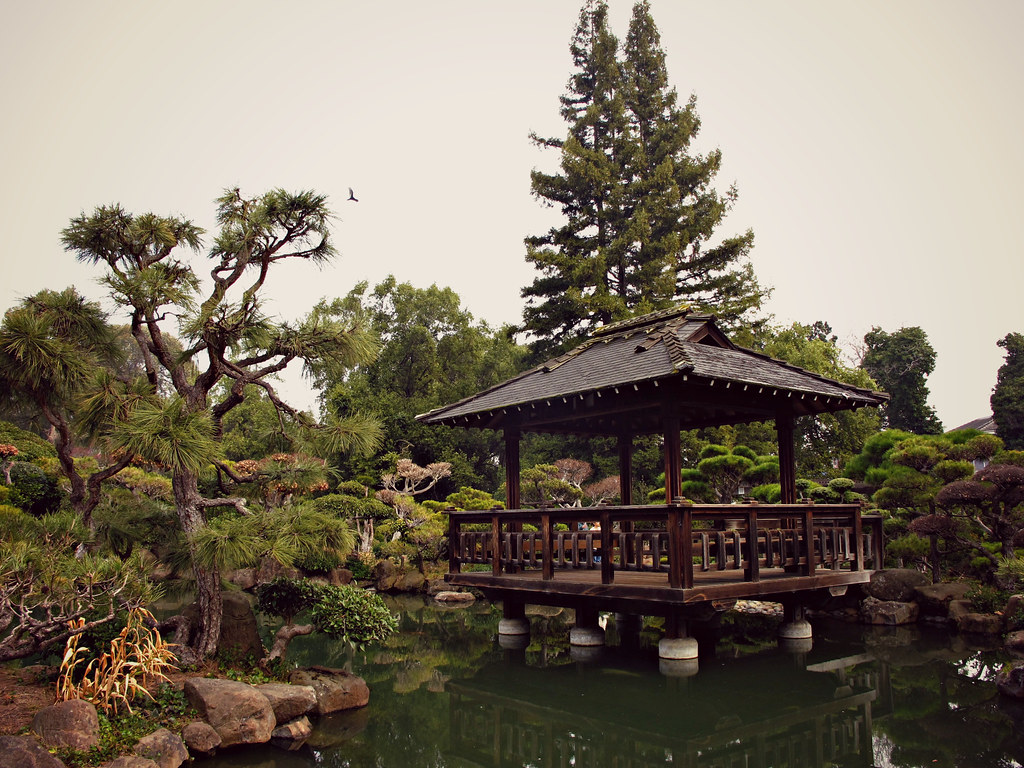 Japanese Gardens | Hayward, CA | Helen Gordon | Flickr