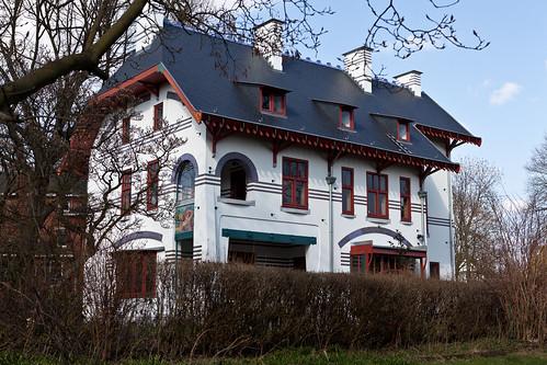 Villa l 39 aube quartier de cointe la villa l 39 aube a for Architecte aube
