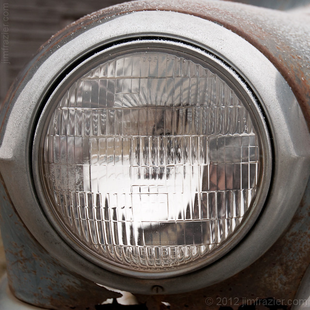 Frost On The Headlight I