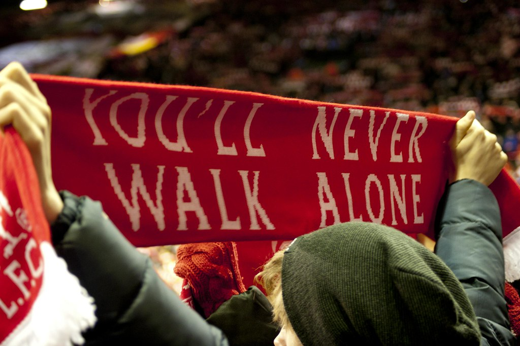 you 39 ll never walk alone liverpool fc v zenit st petersburg flickr. Black Bedroom Furniture Sets. Home Design Ideas