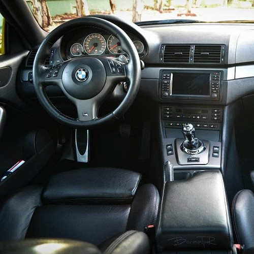 Bmw M3 Interior: #bmw #e46 #m3 #interior #smg #germancar #germanstyle #phot