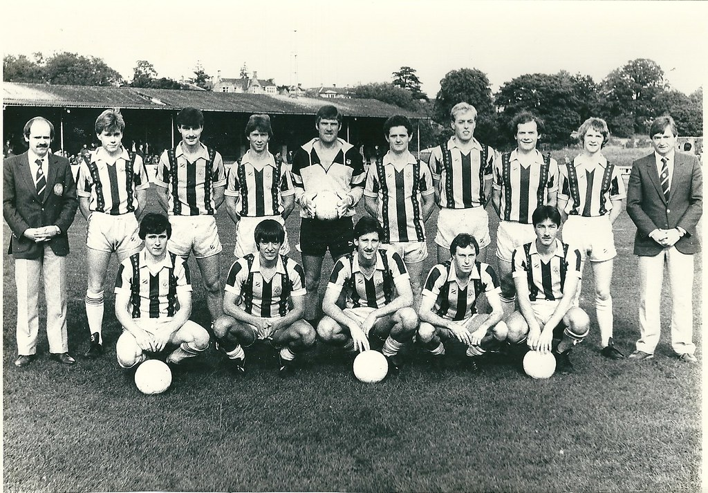 Forres mechanics highland league cup winners 1984 85 flickr for League two table 1984 85
