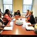 UN Women Executive Director Michelle Bachelet meets with Minister of Ghana
