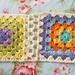 Crochet tutorial: joining granny squares 11