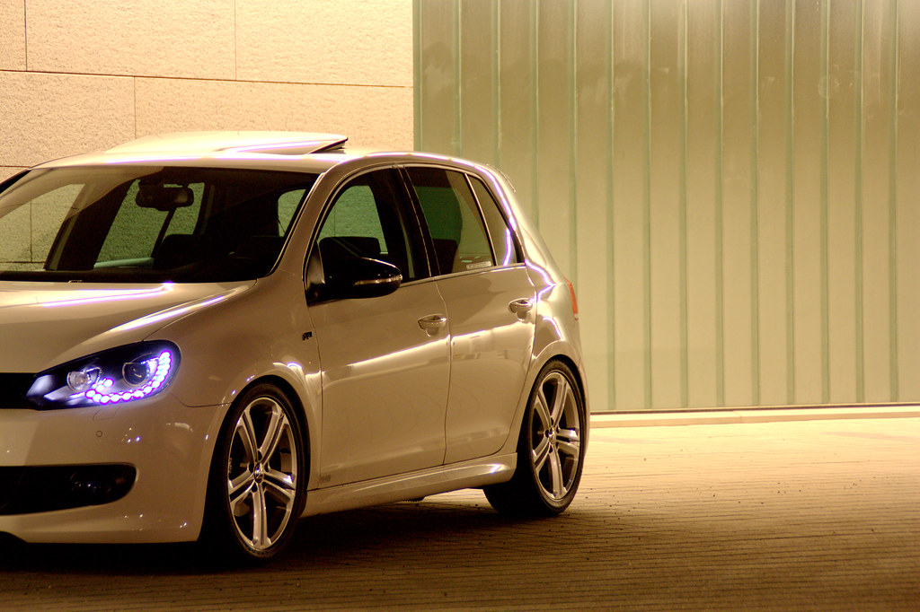 vw golf 6 r line av espen simonsen espen simonsen flickr. Black Bedroom Furniture Sets. Home Design Ideas
