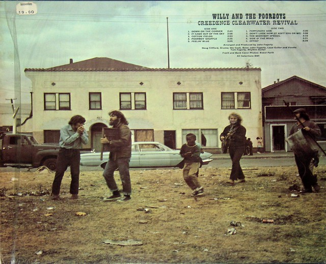 CCR Creedence Clearwater Revival Willy and the Poorboys