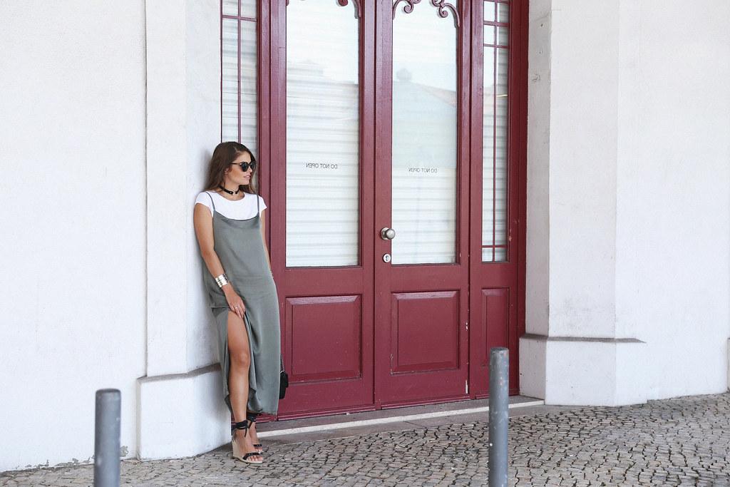 Jessie Chanes Seams for a desire Lisboa Parfois overlaid dress-7
