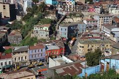 Streets Valparaiso