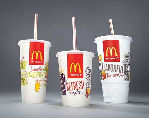 Mcdonald S Cup Design