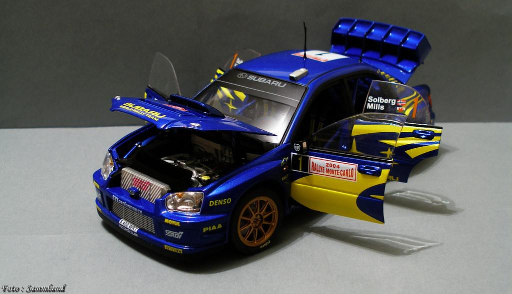 Subaru Impreza Wrc Burago 1 18 Subaru Impreza Wrc Burago