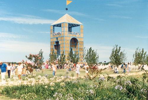 Bicentennial Park Homebush Bay Opening Day 1988