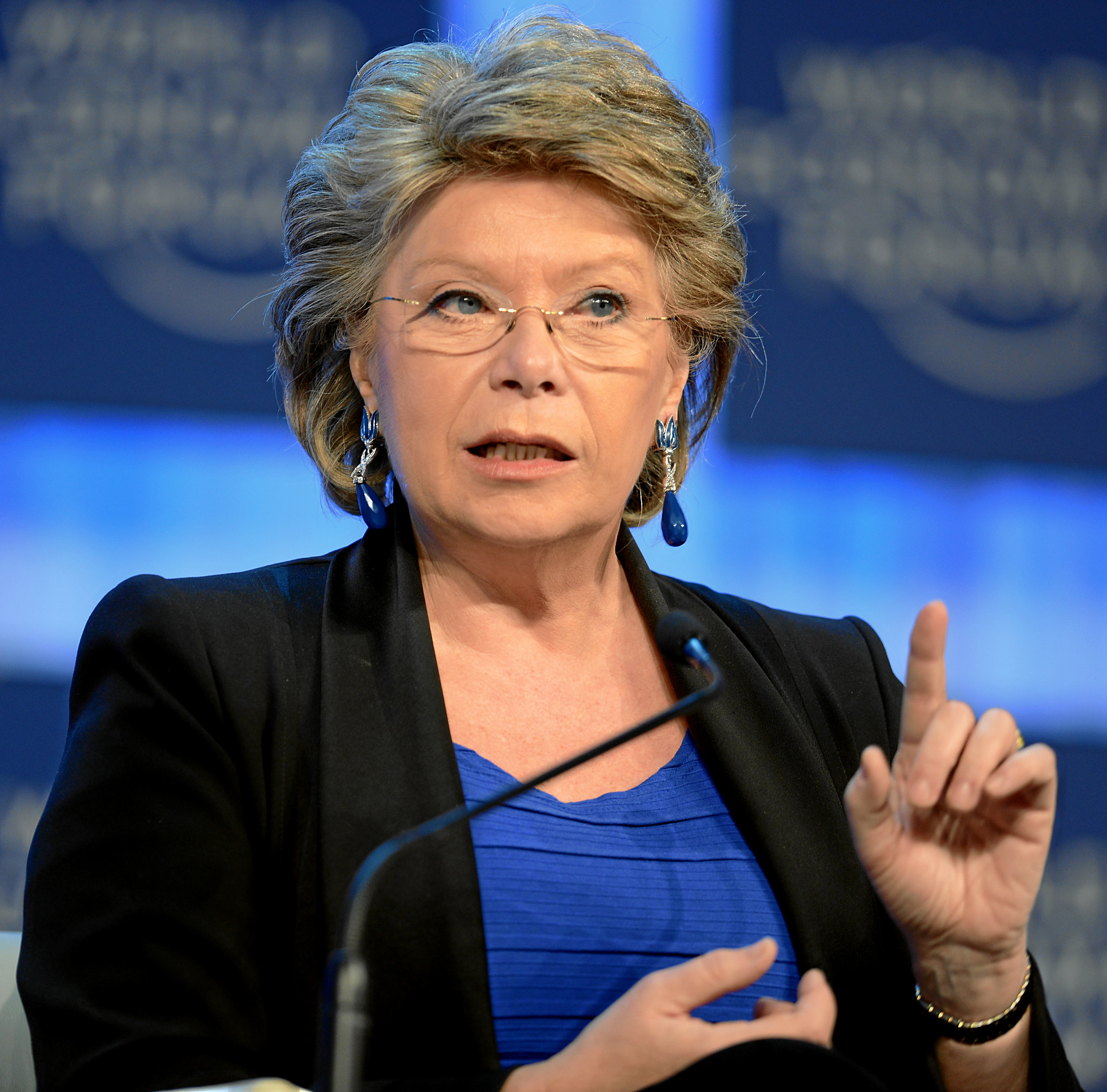 Women in Economic Decision-making: Viviane Reding