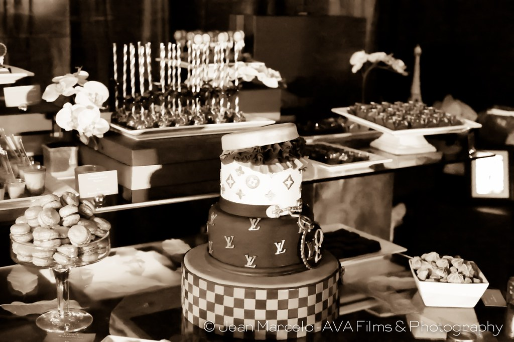 My Louis Vuitton Bday Party 2013