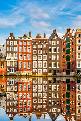 Amsterdam Reflection | by Swapartment