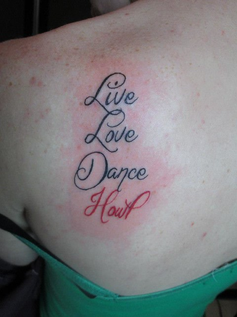 live love dance howl flickr photo sharing
