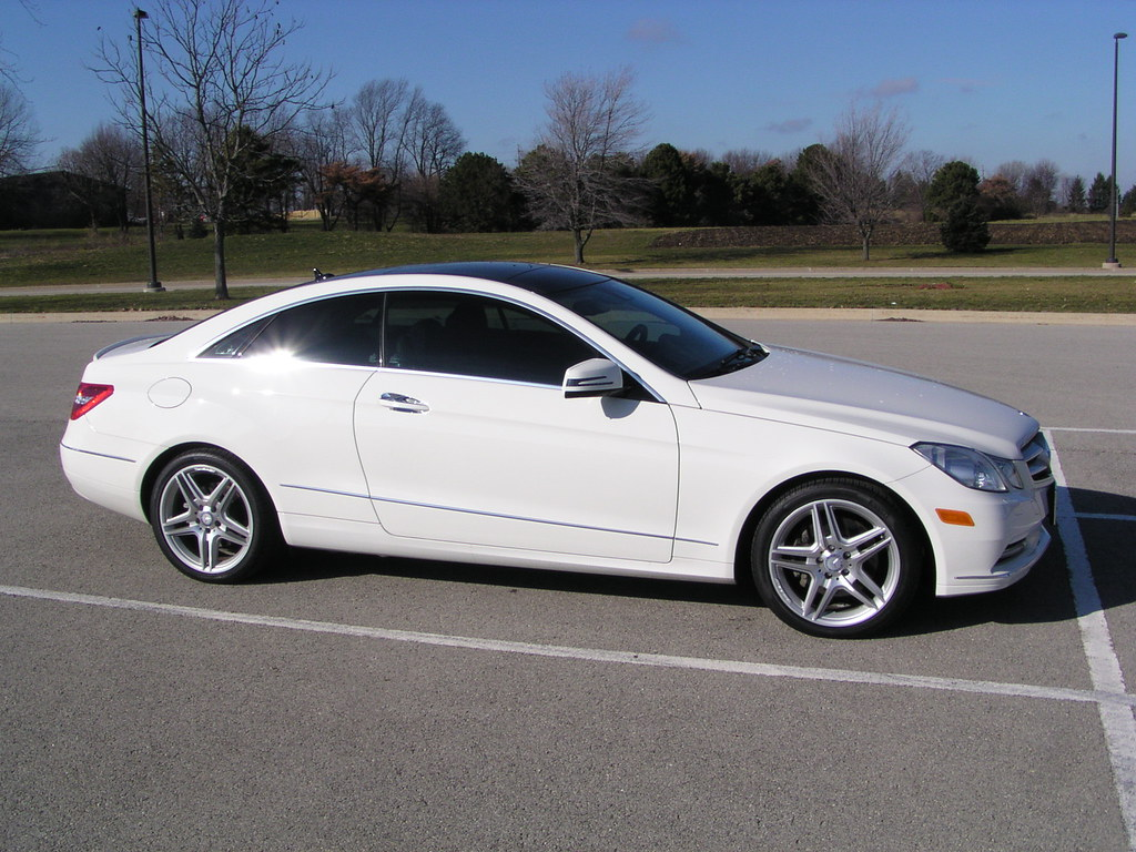 2011 mercedes e350 coupe 2011 mercedes e350 coupe at sulli flickr. Black Bedroom Furniture Sets. Home Design Ideas