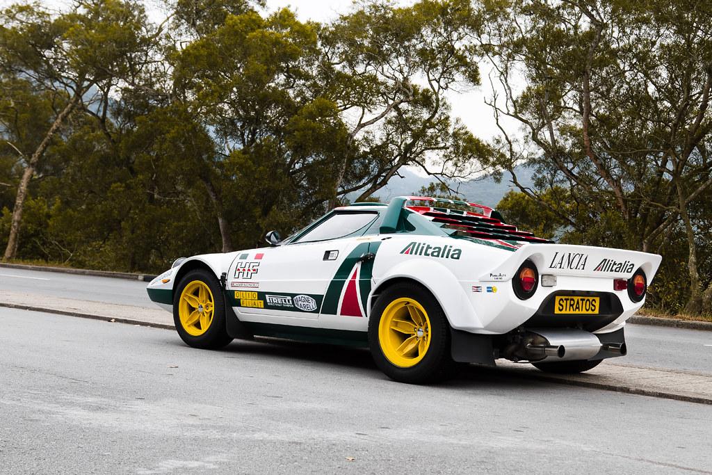 Lancia Stratos Hawk Hf Icy J Flickr
