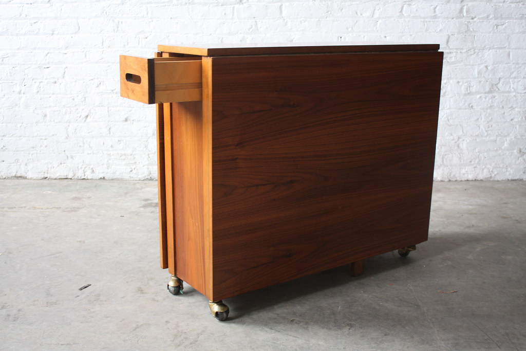 Insane Danish Mid Century Modern Drop Leaf Gate Leg Table  : 850782013410fcba8138b from www.flickr.com size 1024 x 683 jpeg 206kB
