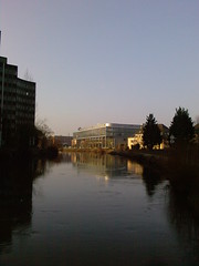 Siège d'Arte à Strasbourg (France)