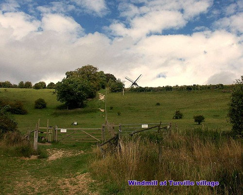 Windmill at Turville | by paulmdown