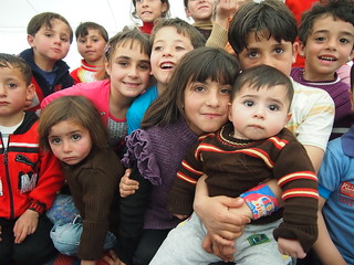 Children of Zaatari camp | by Oxfam International