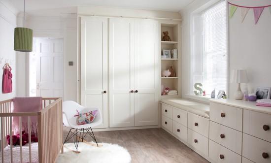 children 39 s fitted bedroom furniture based on our shaker. Black Bedroom Furniture Sets. Home Design Ideas