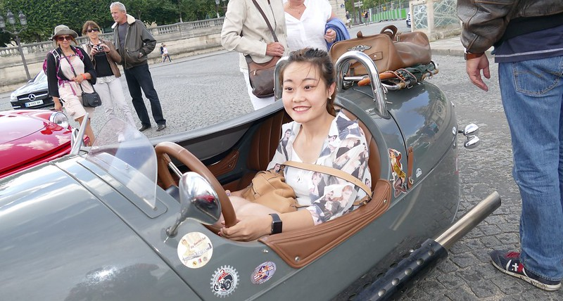 Alfa Romeo,  Morgan 21 ème siècle et chinoiseries 28064653973_cb7ddd8b58_c