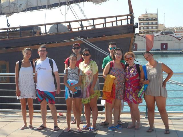 Vacaciones Gandía 4º turno (25 julio - 1 agosto de 2016)