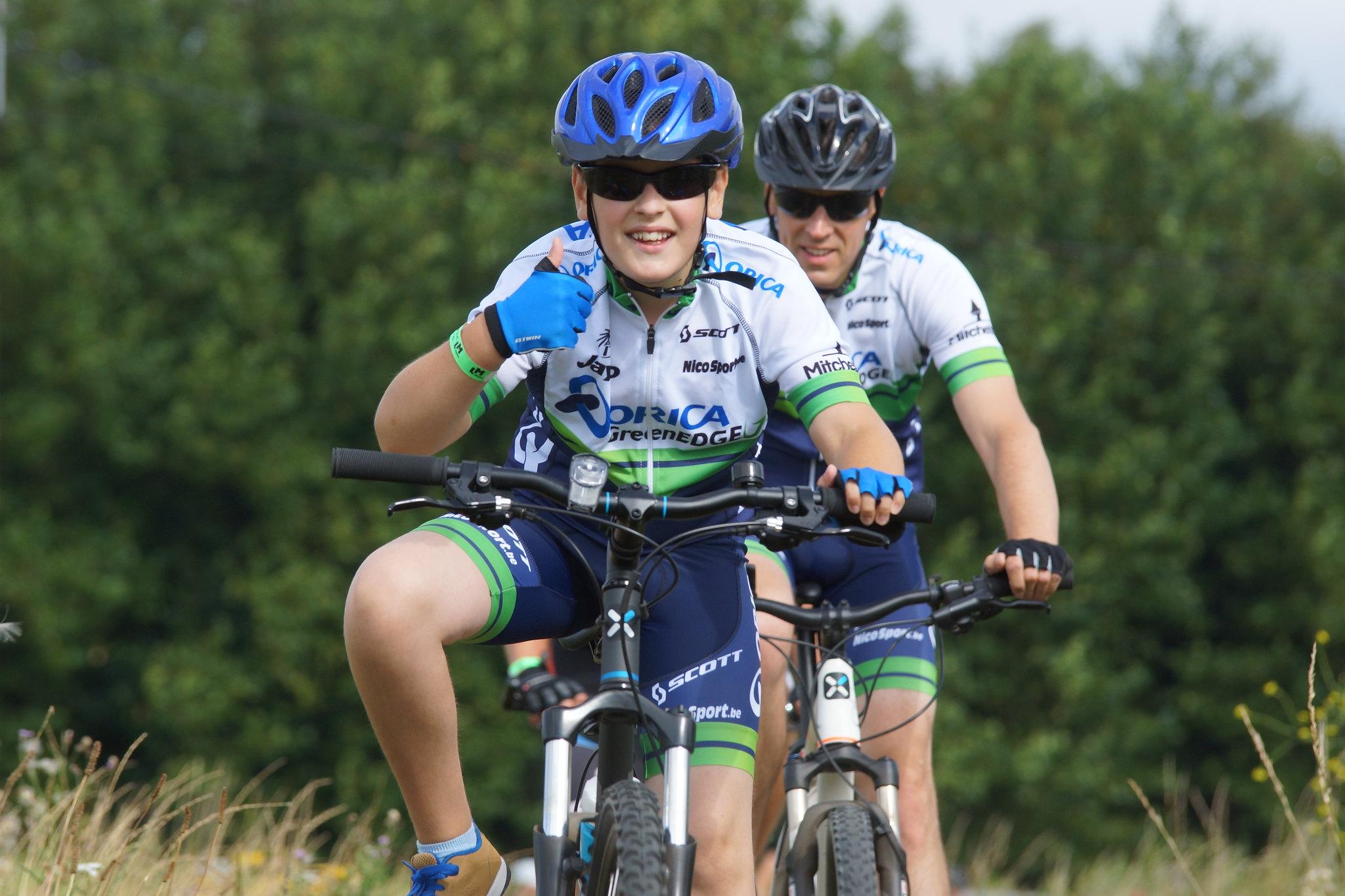 West-Vlaanderens Mooiste mountainbiken op zaterdag