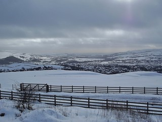 Haslingden in Rossendale, Lancashire, England - January 2013 | by SaffyH